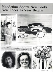Page 15, 1988 Edition, MacArthur High School - Crest Yearbook (Irving, TX) online yearbook collection