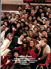 Page 5, 1988 Edition, MacArthur High School - Crest Yearbook (Irving, TX) online yearbook collection