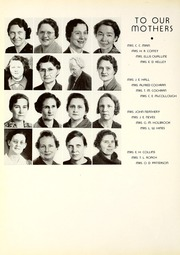 Page 12, 1939 Edition, Conroe High School - Flare Yearbook (Conroe, TX) online yearbook collection