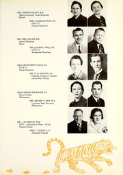 Page 17, 1939 Edition, Conroe High School - Flare Yearbook (Conroe, TX) online yearbook collection