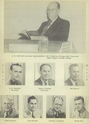 Page 16, 1948 Edition, Conroe High School - Flare Yearbook (Conroe, TX) online yearbook collection