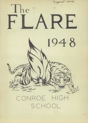 Page 5, 1948 Edition, Conroe High School - Flare Yearbook (Conroe, TX) online yearbook collection