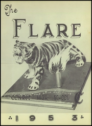 Page 5, 1953 Edition, Conroe High School - Flare Yearbook (Conroe, TX) online yearbook collection