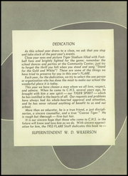 Page 9, 1953 Edition, Conroe High School - Flare Yearbook (Conroe, TX) online yearbook collection