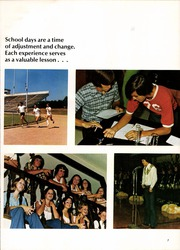 Page 11, 1975 Edition, Conroe High School - Flare Yearbook (Conroe, TX) online yearbook collection