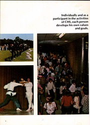 Page 8, 1975 Edition, Conroe High School - Flare Yearbook (Conroe, TX) online yearbook collection
