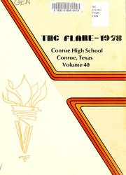 Page 3, 1978 Edition, Conroe High School - Flare Yearbook (Conroe, TX) online yearbook collection