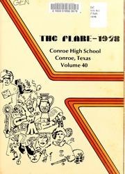 Page 5, 1978 Edition, Conroe High School - Flare Yearbook (Conroe, TX) online yearbook collection