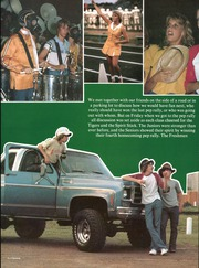 Page 10, 1981 Edition, Conroe High School - Flare Yearbook (Conroe, TX) online yearbook collection