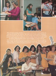 Page 12, 1981 Edition, Conroe High School - Flare Yearbook (Conroe, TX) online yearbook collection