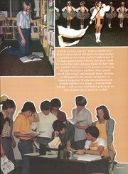 Page 13, 1981 Edition, Conroe High School - Flare Yearbook (Conroe, TX) online yearbook collection