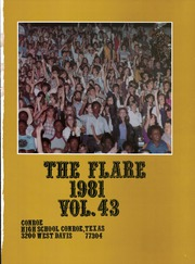 Page 5, 1981 Edition, Conroe High School - Flare Yearbook (Conroe, TX) online yearbook collection