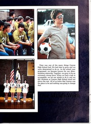 Page 11, 1983 Edition, Conroe High School - Flare Yearbook (Conroe, TX) online yearbook collection