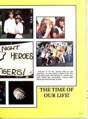 Page 13, 1983 Edition, Conroe High School - Flare Yearbook (Conroe, TX) online yearbook collection