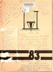Page 3, 1983 Edition, Conroe High School - Flare Yearbook (Conroe, TX) online yearbook collection