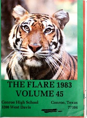 Page 5, 1983 Edition, Conroe High School - Flare Yearbook (Conroe, TX) online yearbook collection
