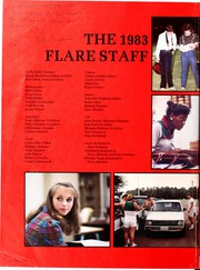 Page 6, 1983 Edition, Conroe High School - Flare Yearbook (Conroe, TX) online yearbook collection