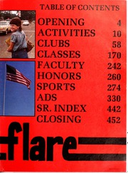 Page 7, 1983 Edition, Conroe High School - Flare Yearbook (Conroe, TX) online yearbook collection