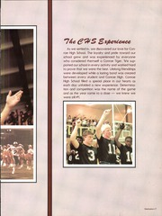 Page 11, 1985 Edition, Conroe High School - Flare Yearbook (Conroe, TX) online yearbook collection