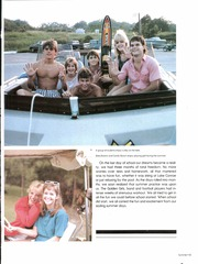 Page 17, 1985 Edition, Conroe High School - Flare Yearbook (Conroe, TX) online yearbook collection