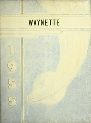 1955 Edition, Wayne High School - Sentry Yearbook (Fort Wayne, IN)