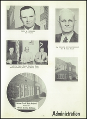 Page 17, 1958 Edition, Wayne High School - Sentry Yearbook (Fort Wayne, IN) online yearbook collection