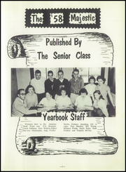 Page 9, 1958 Edition, Wayne High School - Sentry Yearbook (Fort Wayne, IN) online yearbook collection