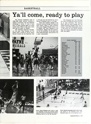 Page 109, 1985 Edition, Wayne High School - Sentry Yearbook (Fort Wayne, IN) online yearbook collection