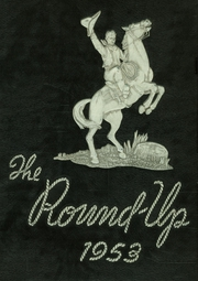 Page 1, 1953 Edition, Wyoming High School - Roundup Yearbook (Wyoming, OH) online yearbook collection