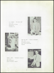 Page 13, 1953 Edition, Wyoming High School - Roundup Yearbook (Wyoming, OH) online yearbook collection