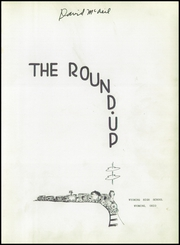 Page 5, 1953 Edition, Wyoming High School - Roundup Yearbook (Wyoming, OH) online yearbook collection