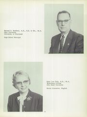 Page 15, 1957 Edition, Wyoming High School - Roundup Yearbook (Wyoming, OH) online yearbook collection