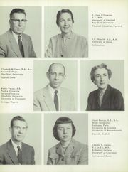 Page 16, 1957 Edition, Wyoming High School - Roundup Yearbook (Wyoming, OH) online yearbook collection