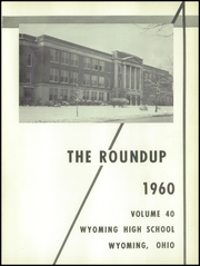 Page 5, 1960 Edition, Wyoming High School - Roundup Yearbook (Wyoming, OH) online yearbook collection
