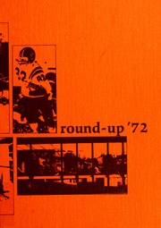 Page 1, 1972 Edition, Wyoming High School - Roundup Yearbook (Wyoming, OH) online yearbook collection