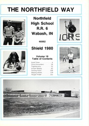 Page 5, 1980 Edition, Northfield High School - Shield Yearbook (Wabash, IN) online yearbook collection