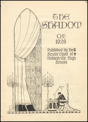 Page 7, 1926 Edition, Noblesville High School - Shadow Yearbook (Noblesville, IN) online yearbook collection