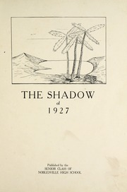 Page 11, 1927 Edition, Noblesville High School - Shadow Yearbook (Noblesville, IN) online yearbook collection