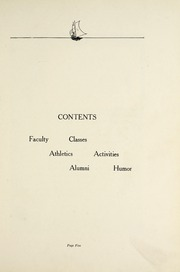 Page 13, 1927 Edition, Noblesville High School - Shadow Yearbook (Noblesville, IN) online yearbook collection
