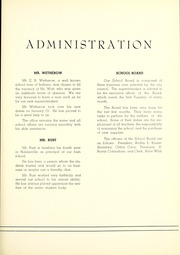 Page 15, 1941 Edition, Noblesville High School - Shadow Yearbook (Noblesville, IN) online yearbook collection