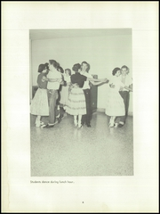 Page 10, 1957 Edition, Noblesville High School - Shadow Yearbook (Noblesville, IN) online yearbook collection