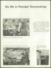 Page 12, 1957 Edition, Noblesville High School - Shadow Yearbook (Noblesville, IN) online yearbook collection