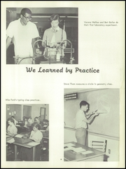 Page 13, 1957 Edition, Noblesville High School - Shadow Yearbook (Noblesville, IN) online yearbook collection
