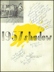 Page 5, 1957 Edition, Noblesville High School - Shadow Yearbook (Noblesville, IN) online yearbook collection