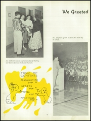 Page 8, 1957 Edition, Noblesville High School - Shadow Yearbook (Noblesville, IN) online yearbook collection