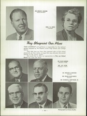 Page 14, 1958 Edition, Camelback High School - Shield Yearbook (Phoenix, AZ) online yearbook collection
