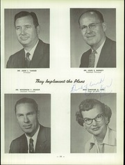Page 15, 1958 Edition, Camelback High School - Shield Yearbook (Phoenix, AZ) online yearbook collection