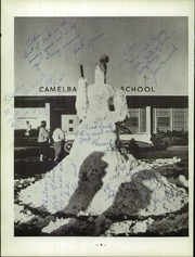 Page 8, 1958 Edition, Camelback High School - Shield Yearbook (Phoenix, AZ) online yearbook collection