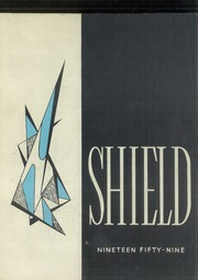 1959 Edition, Camelback High School - Shield Yearbook (Phoenix, AZ)