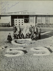 Page 8, 1959 Edition, Camelback High School - Shield Yearbook (Phoenix, AZ) online yearbook collection